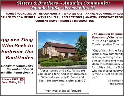 Anawim Community