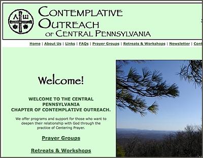 Contemplative Outreach of Central Pennsylvania