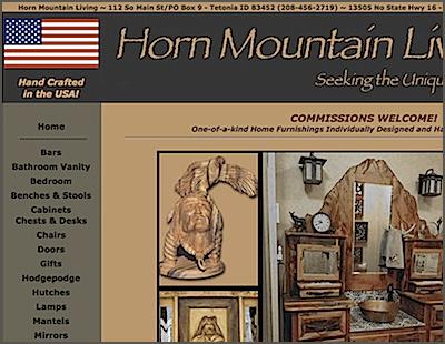 Steve Horn Mountain Living