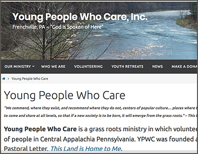 Young People Who Care, Inc.